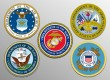 Military Seal Decals