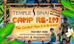 Camp RE-IM Brochure