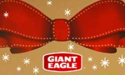 Giant Eagle Wall Decal