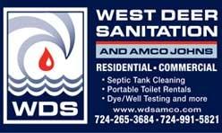 West Deer Sanitation