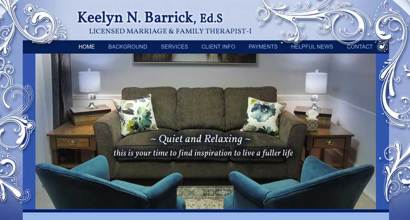 Keelyn N. Barrick, Ed.S, NCC, LMFT-I, LPC-I