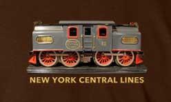 Vintage Train Shirt