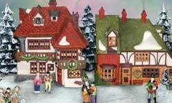 Dickens Village Street